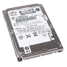 DELL LAPTOP HARD DRIVE  FUJITSU 80GB 5.4K 8MB IDE NEW DELL MHV2080AH,  MG450