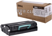 DELL IMPRESORA 2330 / 2350 TONER ORIGINAL NEGRO 6000 PGS ALTA CAPACIDAD, NEW DELL DM253, PK937, 330-2649, A7247730, 330-2666