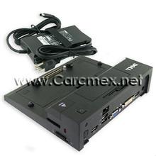 DELL E-PORT REPLICATOR SIMPLE PR03X (PARA 1 MONITOR) CON ADAPTADOR PA-3E 130W NEW DELL CPGHK, PW380, XX066, PR03X, CP103, 430-3113, 331-6307, PDXXF, XX6F0, VTMC3, WV7MWA02