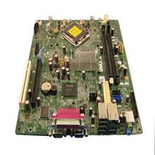 DELL OPTIPLEX 380 SFF MOTHERBOARD 2 DIMM SLOTS LGA 775 / TARJETA MADRE REFURBISHED DELL 1TKCC, R64DJ