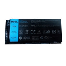 DELL LAPTOP PRECISION BATTERY ORIGINAL  9 CEL 97WHR TYPE-FV993  NEW DELL 1C75X, V7M28, 312-1354, FVWT4, JHYP2, RY6WH, 7DWMT, HPNYM