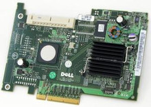 DELL POWEREDGE 1950, 2950 2970 PERC 5I SAS CONTROLLER CARD ( NO RAID ) _NO_CABLES_ OR_TRAY_/ TARJETA CONTROLADORA PERC 5I ( 1 CANAL INTERNO) NO CABLES SAS, NO  CHAROLA METALICA REFURBISHED DELL XF582, JD098