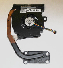 DELL LATITUDE E6330 CPU HEATSINK & FAN / DISIPADOR DE CALOR REFURBISHED DELL 9VGM7