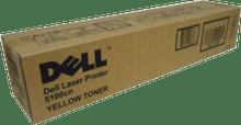 DELL IMPRESORA 5100 TONER ORIGINAL AMARILLO (8.000 PGS) NEW DELL HG308, H7030, 310-5808