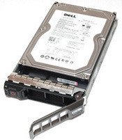 DELL POWEREDGE HARD DRIVE SEAGATE 600GB@15K RPM SAS 3.5IN CON CHAROLA NEW DELL 342-2056