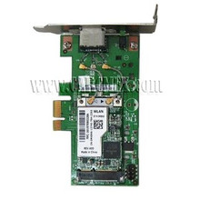 DELL DESKTOP WIRELESS 1505 PCI EXPRESS INTERNAL WLAN HALF-HEIGHT MINI-CARD 2.4/5 GHZ NEW DELL XT496, 430-2768