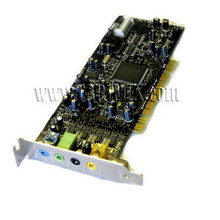 DELL OPTIPLEX GX280 DT, GX280 SFF AUDIGY NS SOUND CARD SB0413 LOW PROFILE REFRUBISHED DELL N4060