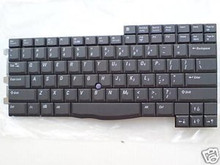 DELL LATITUDE C800 C810 INSPIRON 2500 8000 PRECISION M40 KEYBOARD 87KEYS BLACK US / TECLADO EN INGLES REFURBISHED DELL 3609Y, 213PV
