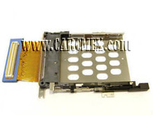 DELL LATITUDE D620, D630, D631 PRECISION M2300, M65 PCMCIA CAGE  W/ CABLE  REFURBISHED DELL YD438