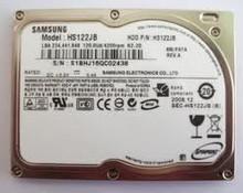 DELL LATITUDE D420/D430 DISCO DURO DE 120GB A 4200RPM  1.8 INCH IDE SAMSUNG ZIF ATA 8MB NEW HS122JB, FNGD6