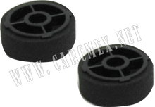 DELL  IMPRESORA 1700, 1710, 1720  FEED PICK ROLLERS (2 PACK) PICK UP TIRES NEW DELL J4465 , JR385 , P56P1820 51142700 - A