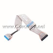DELL PRECISION 18 2-DROP IDE SYSTEM BOARD TO HARD DRIVE & CD DRIVE CABLE PRECISION REFURBISHED DELL ,D9097, D9007