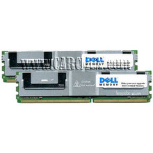 DELL POWEREDGE, PRECISION WORKSTATION MEMORIA 2 GB (2 X 1 GB) PC2-5300 NEW DELL SNP9F030CK2/2G