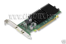 DELL PRECISION 370, 470, 670 NVIDIA QUADRO NVS280 TARJETA DE VIDEO 64MB PCI-E REFURBISHED DELL  X8144, N4079