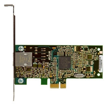 DELL BROADCOM 5722 GIGABIT SINGLE-PORT CONTROLLER NIC CARD PCI-E, FULL HEIGHT DT,MT / TARJETA DE PERFIL ALTO NEW DELL BCM95722A2202G, D765K, XK104, MM394, 6VY0F, J5P32, 430-2716, R7DX1