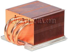 DELL OPTIPLEX 755, GX620 USFF 3 PIPE COPPER HEATSINK ASSEMBLY REFURBISHED DELL Y1851