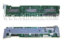 DELL POWEREDGE 1650, 1750 1X3 80-PIN SCA SCSI BACKPLANE REFURBISHED DELL 4F884