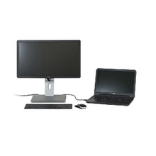DELL MKS14 UNIVERSAL 3.0 USB DOCKING AND STAND MONITOR / SOPORTE PARA 2 MONITORES NEW DELL 452-BBIR, 767RR