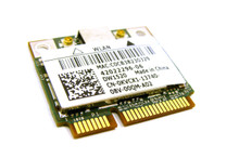 DELL  WIFI WIRELESS CARD DW1520 (11AGN) WLAN HALF-HEIGHT MINI-CARD ORIGINAL  REFURBISHED DELL  KVCX1, BCM943224HMS