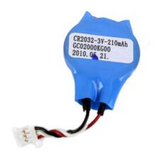DELL LATITUDE E4200 E4300  BATTERY  BLUE CMOS 3 PIN REFURBISHED DELL GC02000KG00
