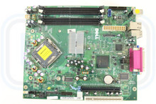 DELL OPTIPLEX GX 620 SFF MOTHERBOARD 4 DIMMS REFURBISHED DELL KH290, F8101,  PY423,  PJ812,  X9680, CJ333