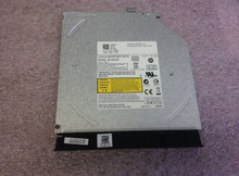 DELL LAPTOP LATITUDE E5440, E5540  INSPIRON 3521, 5521 8X  DVD+/-RW BURNER DRIVE + NO BEZEL BLACK REFURBISHED DELL TTYK0, GPW07