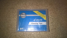 DELL DAT 72 CLEANING CARTRIDGE TAPE 4MM, DDS1,2,3,4,5  NEW DELL 01X023