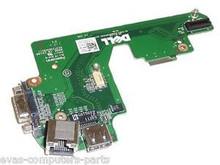 DELL LATITUDE E5420 VGA/USB/RJ-45 IO DAUGHTER BOARD REFURBISHED DELL 63N3K