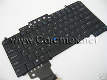 DELL LATITUDE D620, D630, D820, D830 PRECISION M2300, M4300, M65 KEYBOARD DUAL POINTING/ TECLADO EN INGLES NEW DELL DR160, UC172