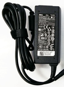 DELL LAPTOP ADAPTER 45W 19.5V 2.31A BARREL TIP SIZE 4.5MM WITH POWER CORD 3 PRONG HA45NM140 FAMILY / ADAPTADOR DE CORRIENTE 45W 19.5V 2.31A CON CABLE Y 3 PRONG CLABIJA NEW DELL KXTTW, LA45NM140, 0285K, YTFJC, 70VTC, HK45NM140, CC0DT, 492-BBOF