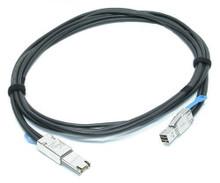 DELL EXTERNAL CABLE MINI-SAS SFF-8644 TO SFF-8088  HD2MINI 2M NEW DELL 6N57X, YJXMR, 331-8477, 470-AASD