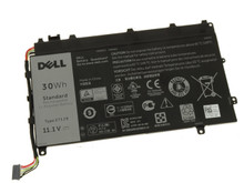 DELL LAPTOP LATITUDE E7350 ORIGINAL BATTERY 30WH 3 CEL 11.1V TYPE-271J9 (NOT FOR THE KEYBOARD DOCK)  / BATERIA ORIGINAL ( ESTA NO ES PARA EL TECLADO DOCKING) NEW DELL YX81V, GWV47, 3WKT0