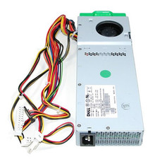 DELL OPTIPLEX 170L, GX240, GX260, GX270, GX280 SDT 210W POWER SUPPLY / FUENTE DE PODER REFURBISHED DELL N1238, T0259, R0842 ,W5184, U5425