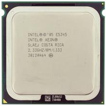 INTEL PROCESSOR,80563Q,XEON CLOVERTOWN E5345, 2.33GHZ 8MB (2MBX4) L2 CACHE 1333MHZ FSB 80W SOCKET 771 (LGA771) REFURBISHED DELL  KX324, BX80563E5345A, SLAEJ