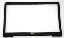DELL XPS 15Z L511Z LCD TRIM PLASTIC BEZEL / BEZEL DE PLASTICO CON RANURA PARA CAMARA NEW DELL R57YV