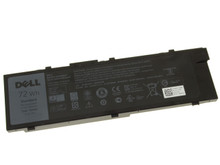 DELL PRECISION 7710 M7710 BATERIA ORIGINAL 6 CEL 72WH TYPE-T05W1 NEW DELL 451-BBSE, 0FNY7, GR5D3