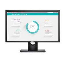 DELL MONITOR SERIE E2318H DE 23.0 IN, FULL HD  (1920 X 1080 ) CONEXIONES DP Y VGA CON LED NEW DELL