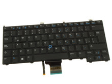DELL LAPTOP LATITUDE E7440 KEYBOARD SPANISH NON-BACKLIT/ TECLADO EN ESPAÑOL NO ILUMINADO REFURBISHED, NX01T, 1TP8P, GPGYD, DG5N6, EMDB5