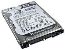 DELL PRECISION M4700 DISCO DURO WESTERN DIGITAL SCORPIO 750GB SATA 6GBS 7200RPM NEW DELL WD7500BPKX