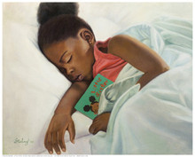 Little Sister Art Print - Sterling Brown