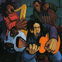 Young Lion Quartet Limited Edition Art Print - Cbabi Bayoc