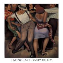 Latino Jazz Art Print - Gary Kelley