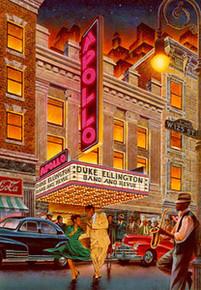 Apollo Fantasy Limited Edition Art Print - Keith Mallett