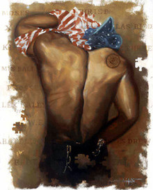 Unknown Soldier Limited Edition Art Print Edwin Lester