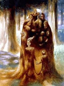 Family Tree Limited Edition Art Print - Kadir Nelson