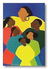 Mama Art Print - Synthia Saint James