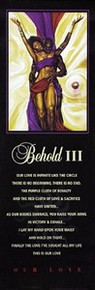 Behold III (Statement Edition) Art Print - Kevin A. Williams WAK
