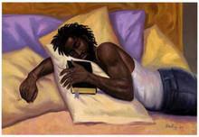 Spiritual Nap II Art Print - Sterling Brown