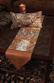 Safari Revival Pillow