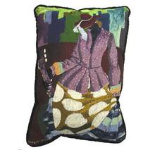 Sister Girl Tapestry Pillow